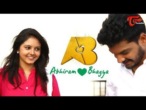AB |  Abhiram Loves Bhagya Latest Telugu Short Film 2017 | Directed by Linga Reddy