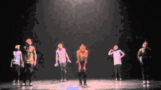 Jikijela JC gumboots dance