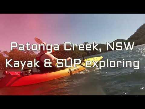 Kayaking NSW: Patonga Creek, Central Coast NSW