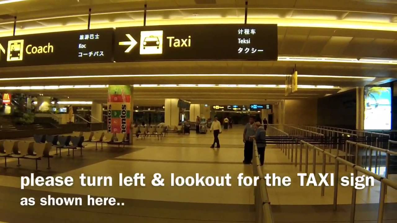 where is terminal 2 taxi stand in singapore changi airport. Black Bedroom Furniture Sets. Home Design Ideas