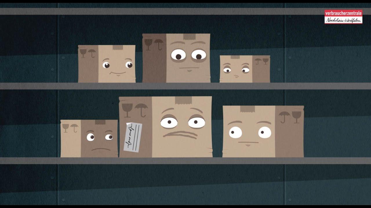 Packstation Abholen Ohne Karte.Keine Benachrichtigungskarte Im Briefkasten Wo Bleibt Mein Paket