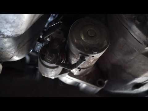 Mazda RX8 Starter Upgrade