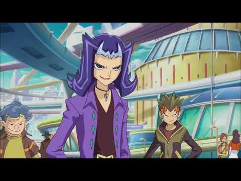 Yu-Gi-Oh! ZEXAL- Season 1 Episode 01- Go with the Flow: Part 1