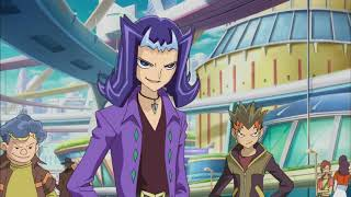 YuGiOh ZEXAL Season 1 Episode 01 Go with the Flow Part 1