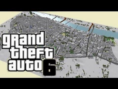 GTA MAP Récapitulatif Idées YouTube - Gta 6 london map