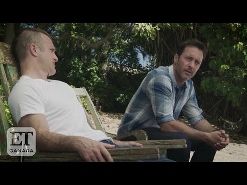Cast Say Emotional Goodbye To 'Hawaii Five-0'