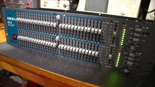 Electronic Repair Time! ASHLY 3102 Stereo Equalizer