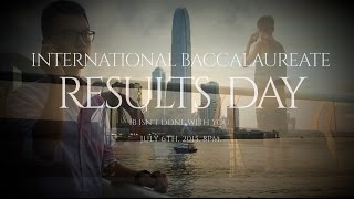 2015 IB (International Baccalaureate) Results Day