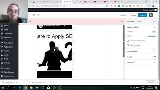NEW Wordpress 5.0 Update Post and Page Editor | Use Classic Editor Plugin 7.12.  2018