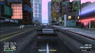Grand Theft Auto 5 - Radikalkur 1 | Thr33 Tv HD