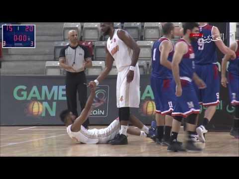 Muharraq vs Manama  2 المحرق - المنامة /نصف نهائي كاس خليفة بن سلمان لكرة السلة