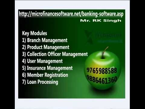 Microfinance MIS Software