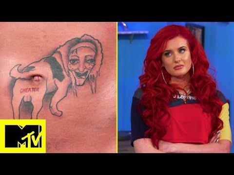 Un tatuaggio per mollare il fidanzato traditore | Just Tattoo Of Us USA