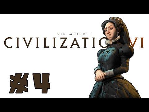 Let's Play: Civilization VI - Cultural France! - Part 4