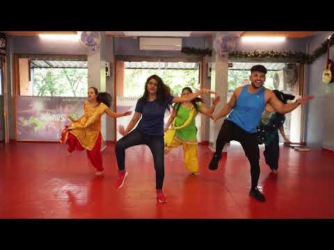 Piche  Piche - Shipra Goyal Ft. Alfaaz - Lntense/Eros Now . Bollywood Choreography By Suresh & Team