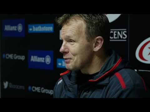 Reaction | Mark McCall on Exeter draw
