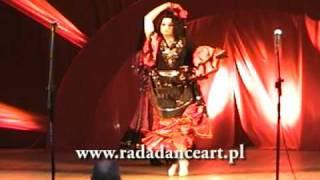 Rada Dance Art - taniec cygański  - Radosława Bogusławska