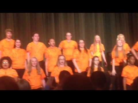 Mount Savage Middle School Show Choir
