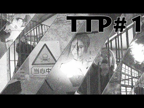 EMF Ghosts - Abandoned Electrical Plant - Drug Memories - Urbex Shanghai China - TTP Podcast #1