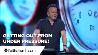 Getting Out from Under Pressure! - Pastor David Crank Video