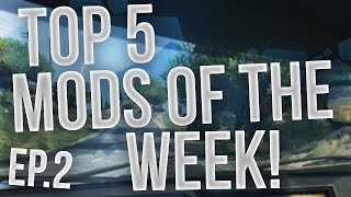 GTA V PC: Top 5 Mods of the Week! - Episode 2! (HD)