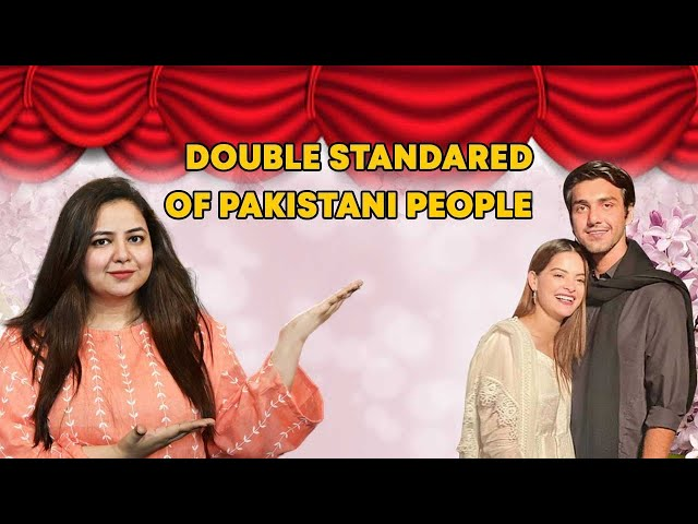 Double Standards Of Pakistani People