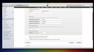 Создание бесплатного Apple iD в iTunes Store(Новое видео по регистрации здесь - http://www.youtube.com/watch?v=1sq9BflWOhg Как зарегистрировать бесплатную учетную запись..., 2012-07-09T10:16:21.000Z)