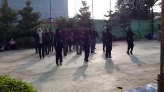 Flashmob SMKN 10 Jakarta ( X-RPL )