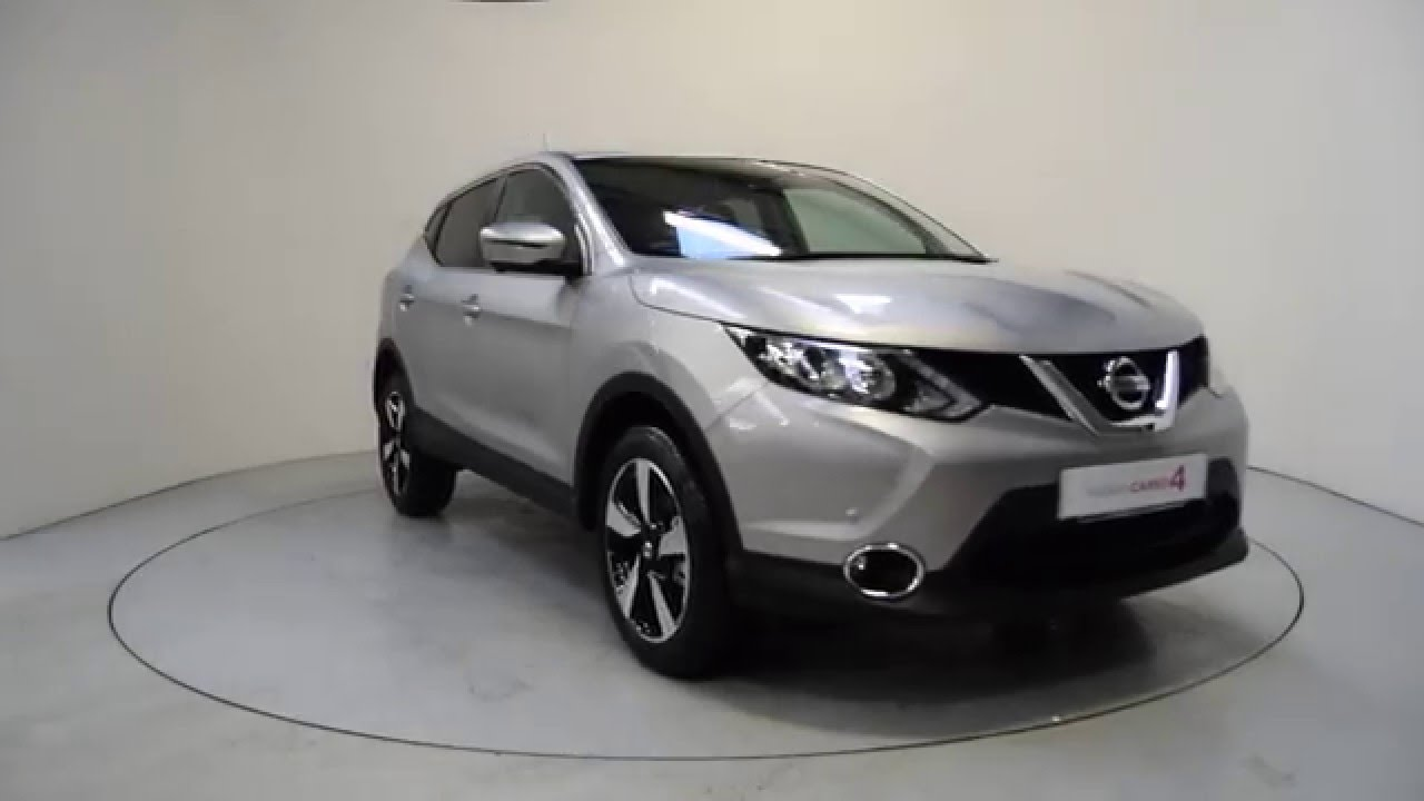 2016 nissan qashqai silver nissan qashqai armagh shelbourne motors ixz6876 youtube. Black Bedroom Furniture Sets. Home Design Ideas