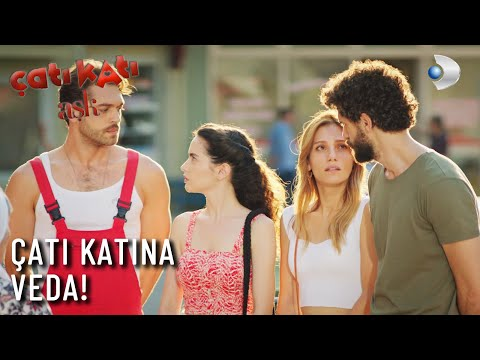 Çatı Katı Serüveni BİTTİ! - Çatı Katı Aşk 4. Bölüm