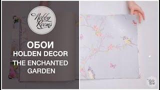 Обои Holden Decor The Enchanted Garden