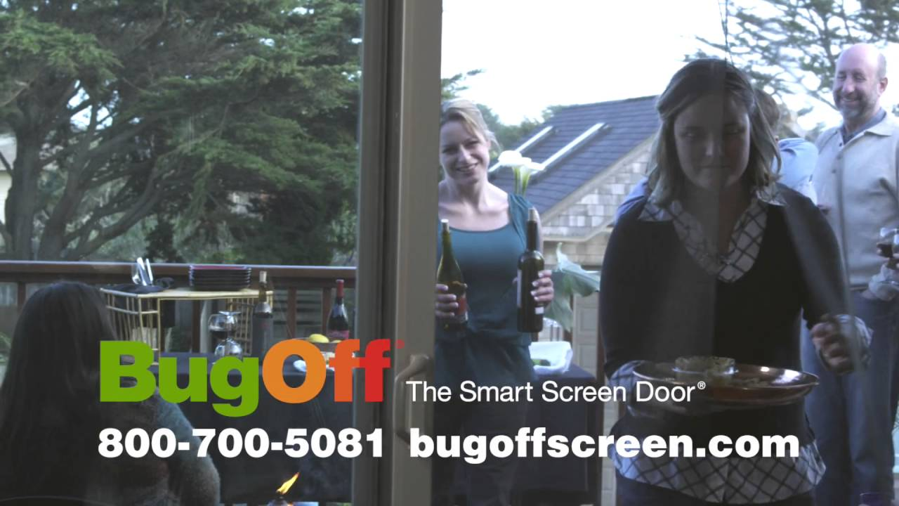 Bug off the smart screen door youtube youtube bug off the smart screen door youtube vtopaller Images