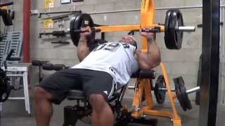 Powertec Workbench LeverGym with Lee Priest