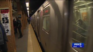 MTA reports delays are down, subway performance is improving