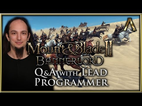Bannerlord - Q&A with Lead Programmer - Dev Blog 12/21 React
