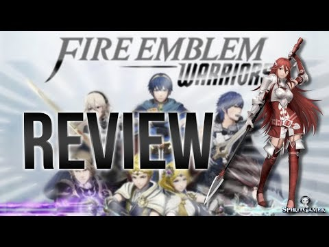 [TEST] Fire Emblem Warriors sur Nintendo Switch - BrawlJo
