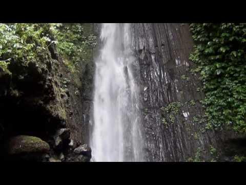 Tetebatu – Air Terjun Jeruk Manis waterfalls