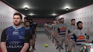 BAYONNE - AGEN sur Rugby 20