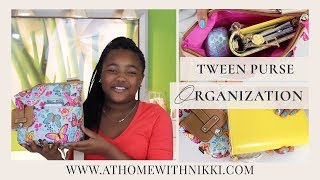 Tween Purse Organization
