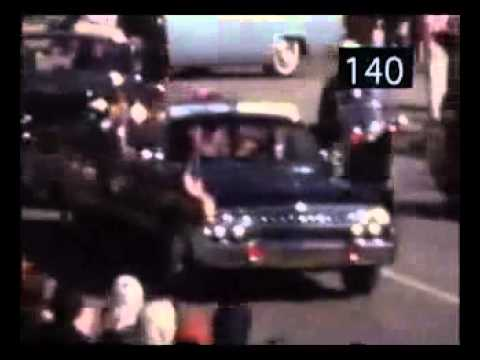 President John F  Kennedy killed by his  Own Driver - Shocking !