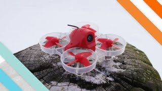 Eachine M80S FPV Quadcopter Review & Flight