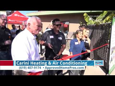 Benefits of Mini-Split HVAC - Carini Heating & Air on The Approved Home Pro Show