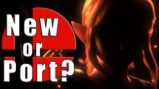 New Super Smash Bros. for Nintendo Switch?! (Direct 3.8.18 Review)