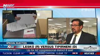 SPECIAL ELECTION PREVIEW: Debbie Lesko & Hiral Tipirneni face off in AZ for CD 8 (FNN)