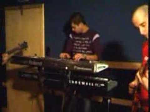 Mauro Ramos - Jam de estudio