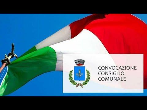 Consiglio Comunale Pisticci 19/04/2021Seduta del C...