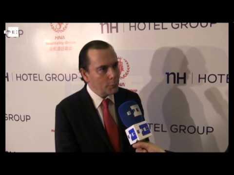 China, la puerta a Asia del grupo hotelero NH