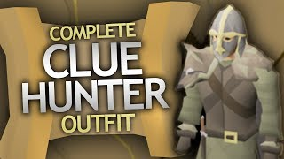 How to get Full Clue Hunter Outfit (with Helmet)