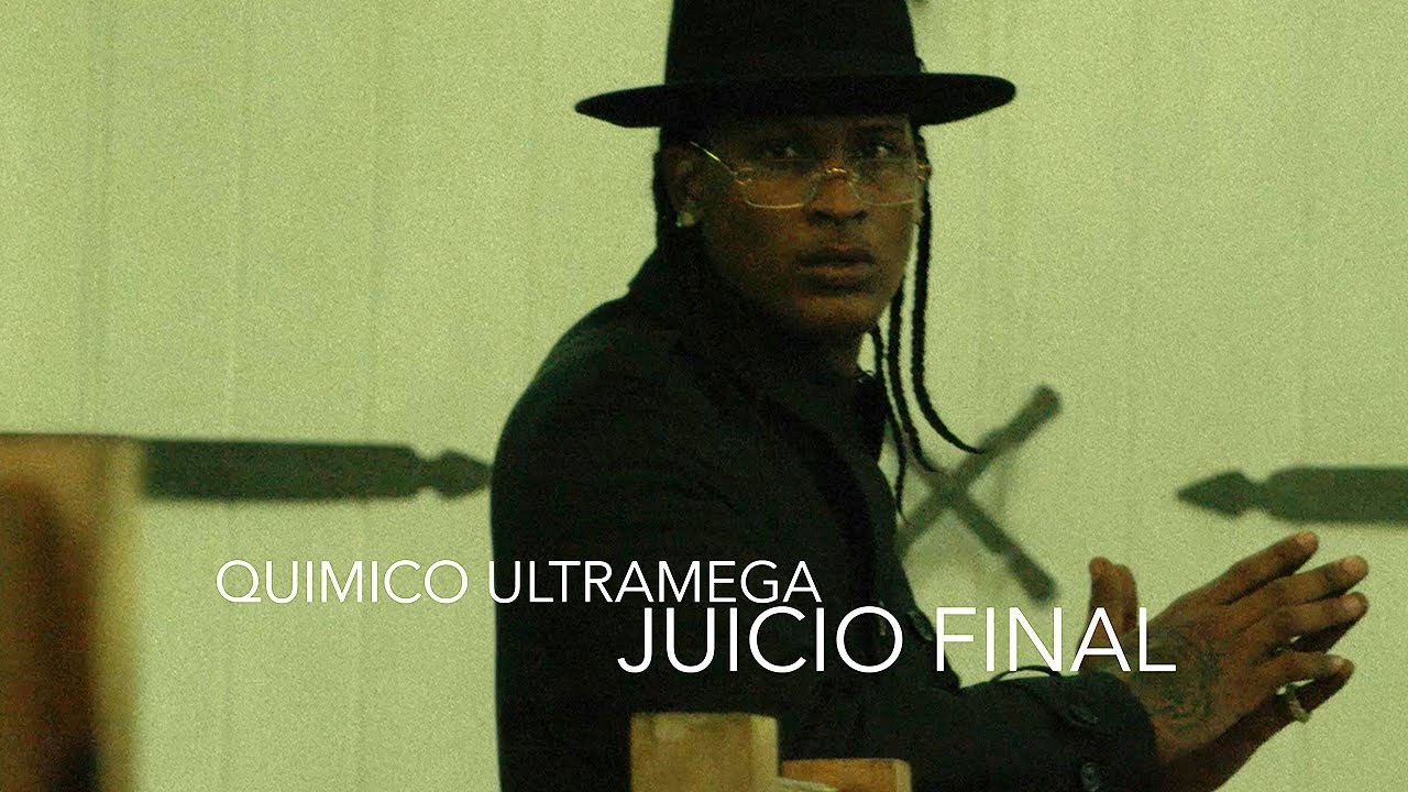 Quimico Ultramega - Juicio Final 2.0 (video oficial) Prod. Dimenzion X
