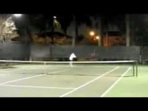 George and Manny Miami Tennis